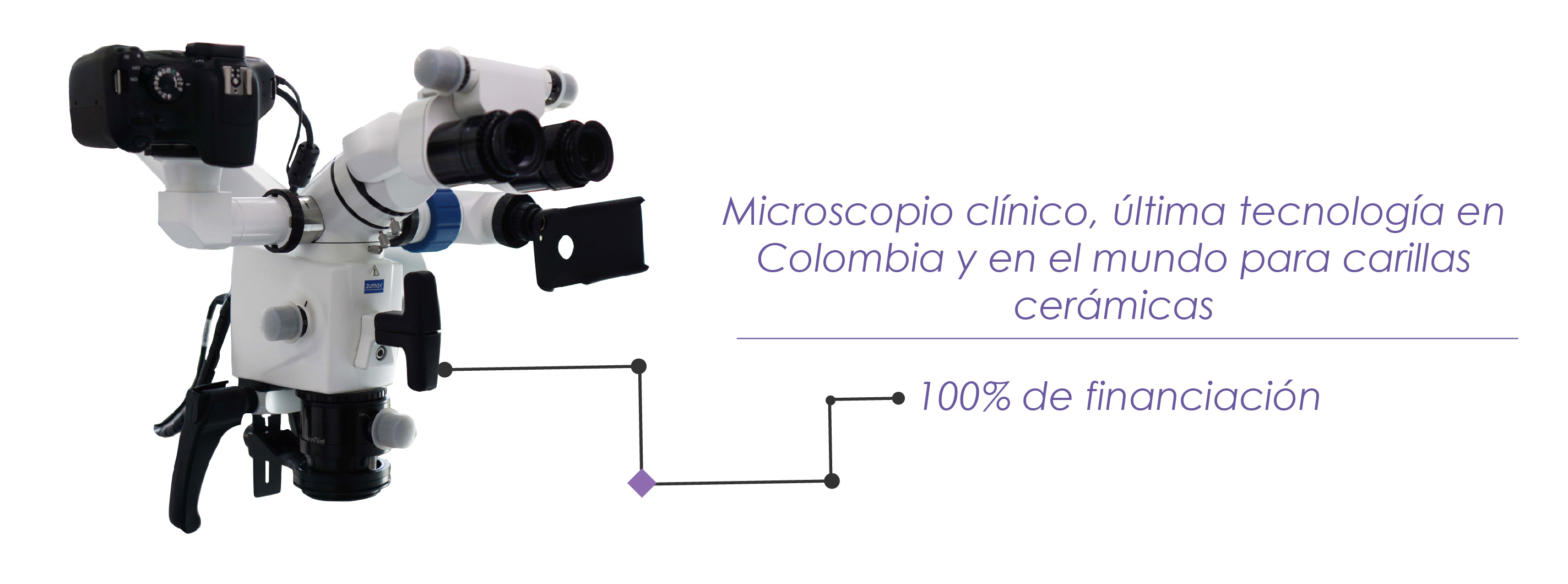 Microscopio clínico